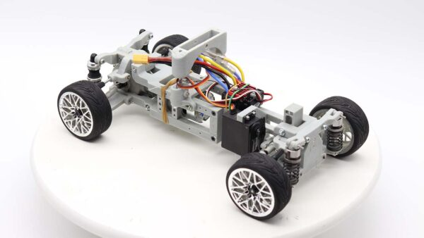 rc Chassis v.6.0 STL file for 3D printing