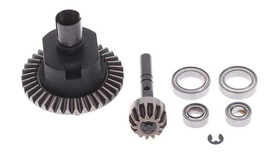 custom rc car gearbox