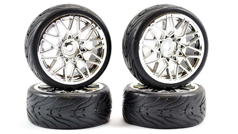 RC car wheels